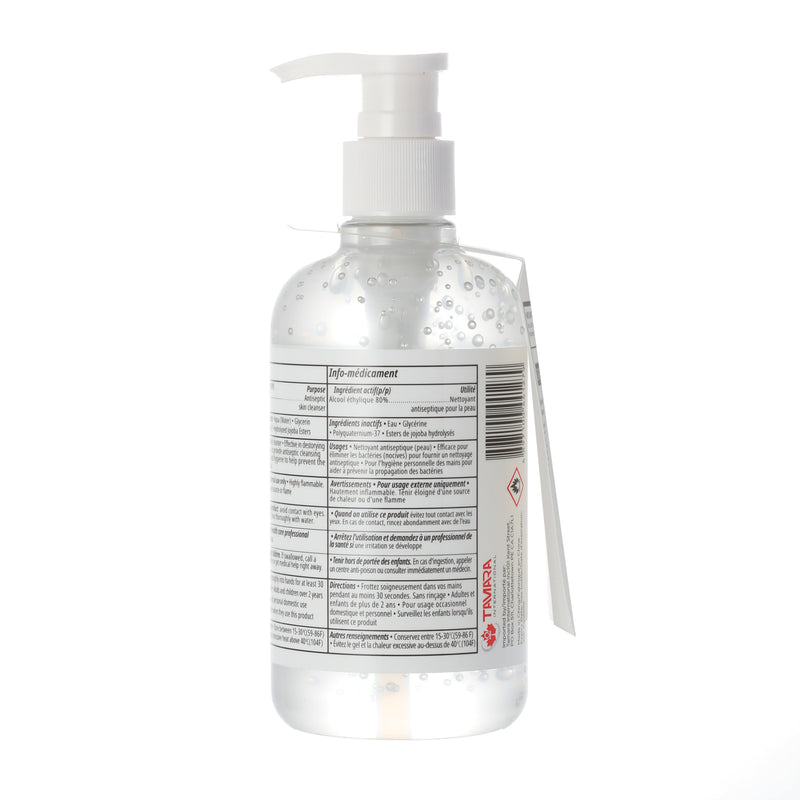 300ml Hand Sanitizer - 80% Alcohol