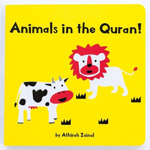 Explore the different animals mentioned in the Holy Quran. Roar-roar, neigh-neigh, moo-moo and more sounds inside!   Publisher: Oliek Books  Author: Athirah Zainal  Cover: Hardcover  Age group: 0 to 2+