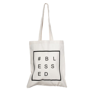 Tote Bag- Blessed