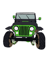 Load image into Gallery viewer, Custom Vehicle Photo Sticker