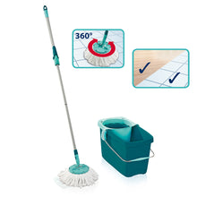 Load image into Gallery viewer, LEIFHEIT Clean Twist Mop Set