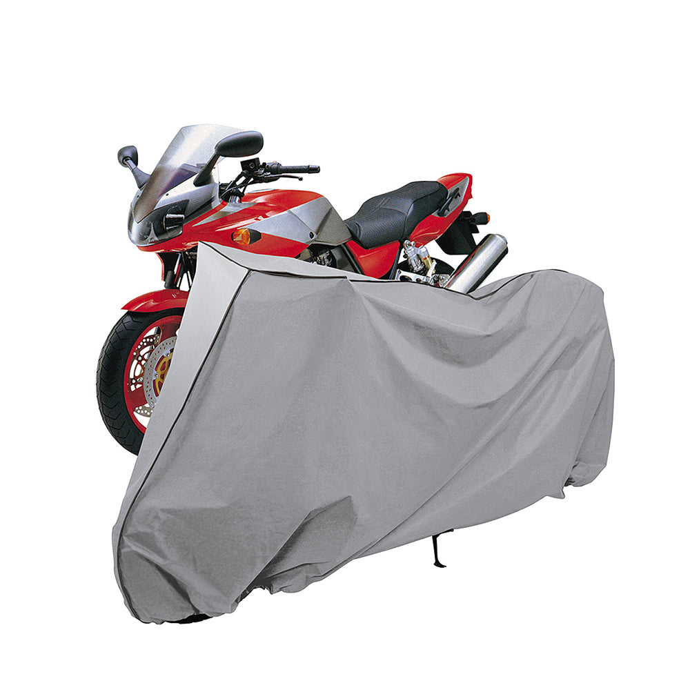 RAYEN R6380 MOTORCYCLE COVER LARGE GREY