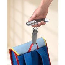 Load image into Gallery viewer, Soehnle Luggage Scale on Backpack