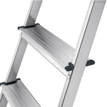 Load image into Gallery viewer, HAILO GERMAN 6 STEP EASYCLIP HOUSEHOLD LADDER 8160-601