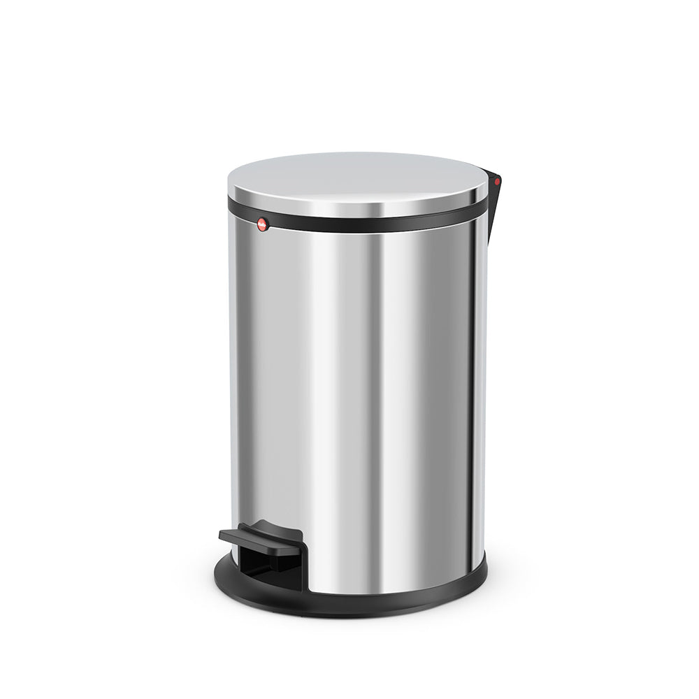 Hailo Pure Rubbish Bin Front view