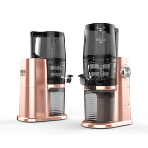 Hurom HI-3400 Premium Series Satin Rose Gold