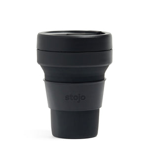 Stojo Collapsible Pocket Cup 12oz Ink