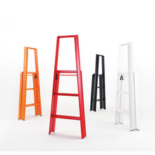 Load image into Gallery viewer, 3 Step Household Ladder assortment folded