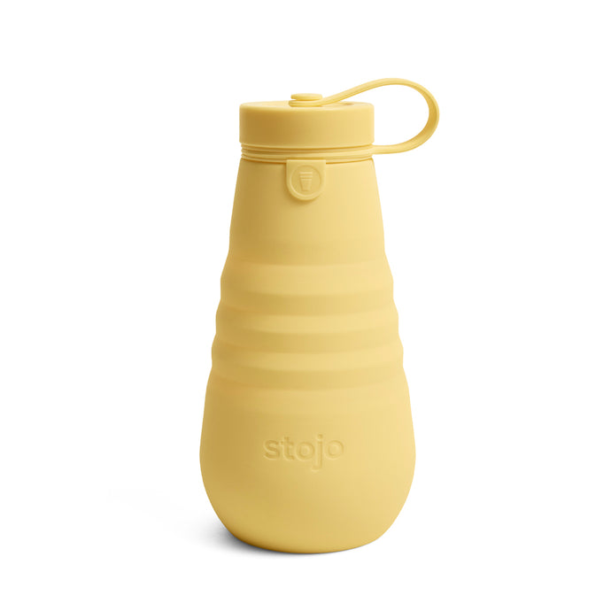 Stojo Collapsible Water Bottle 20oz Mimosa