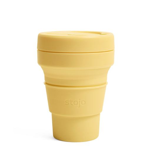Stojo Collapsible Pocket Cup 12oz Mimosa