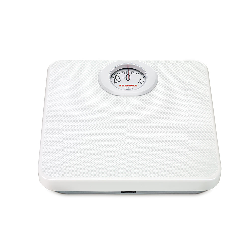 Analog Weighing Scale white