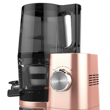 Load image into Gallery viewer, Hurom HI-3400 Premium Series Satin Rose Gold