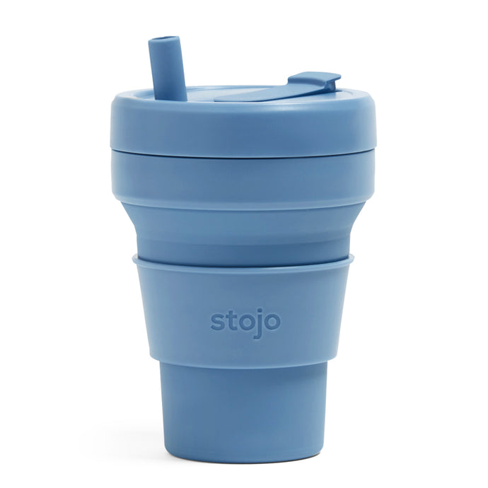 Stojo Biggie Collapsible cup 16oz Steel