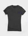 F&G Embroidered Logo women T shirt