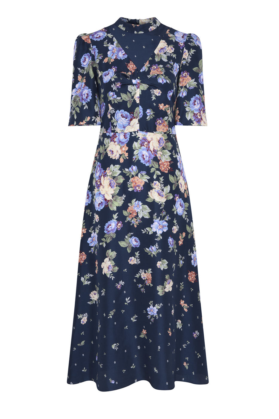 Aubrey Dress Navy