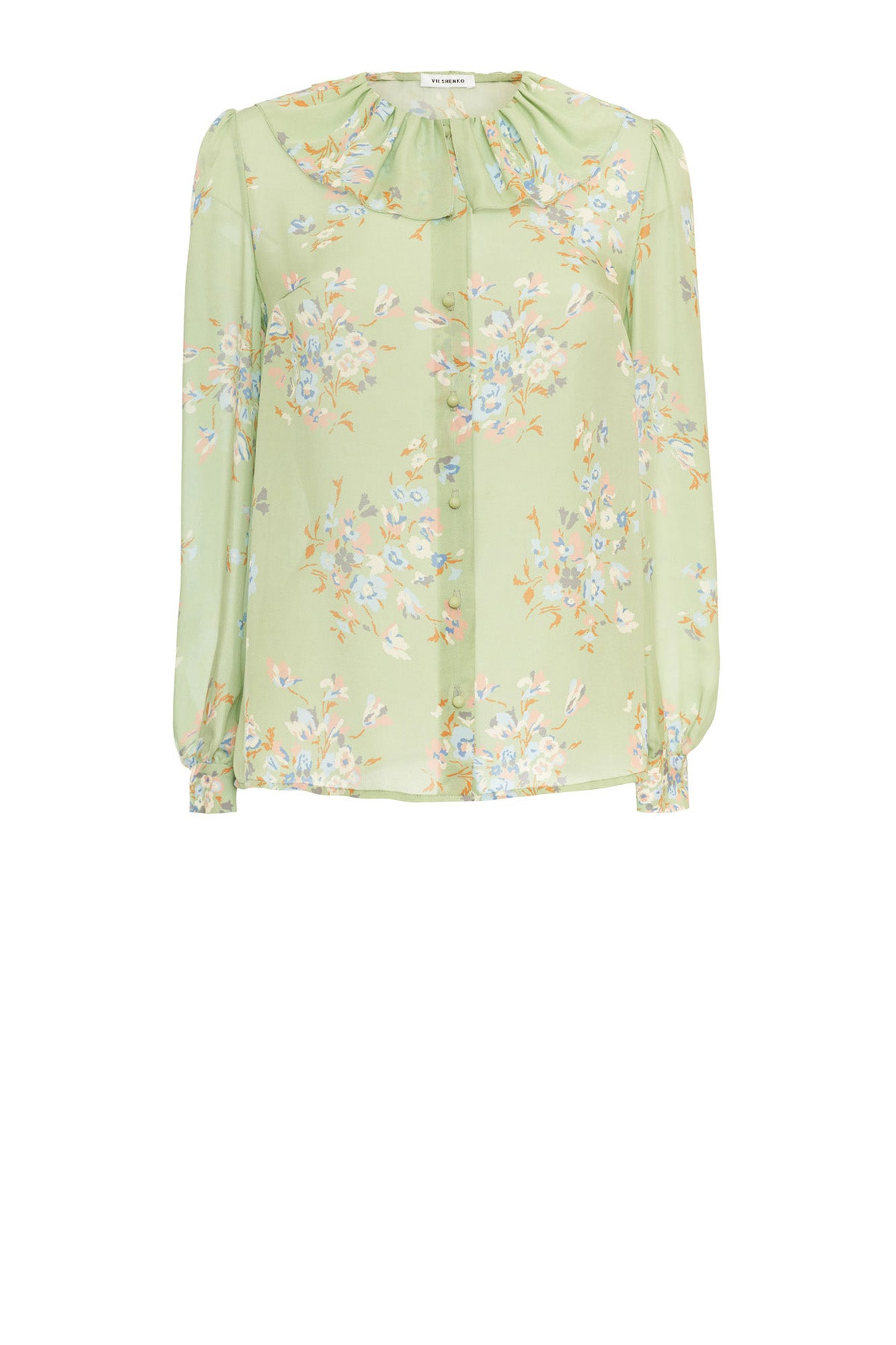 Kayla Blouse Mint