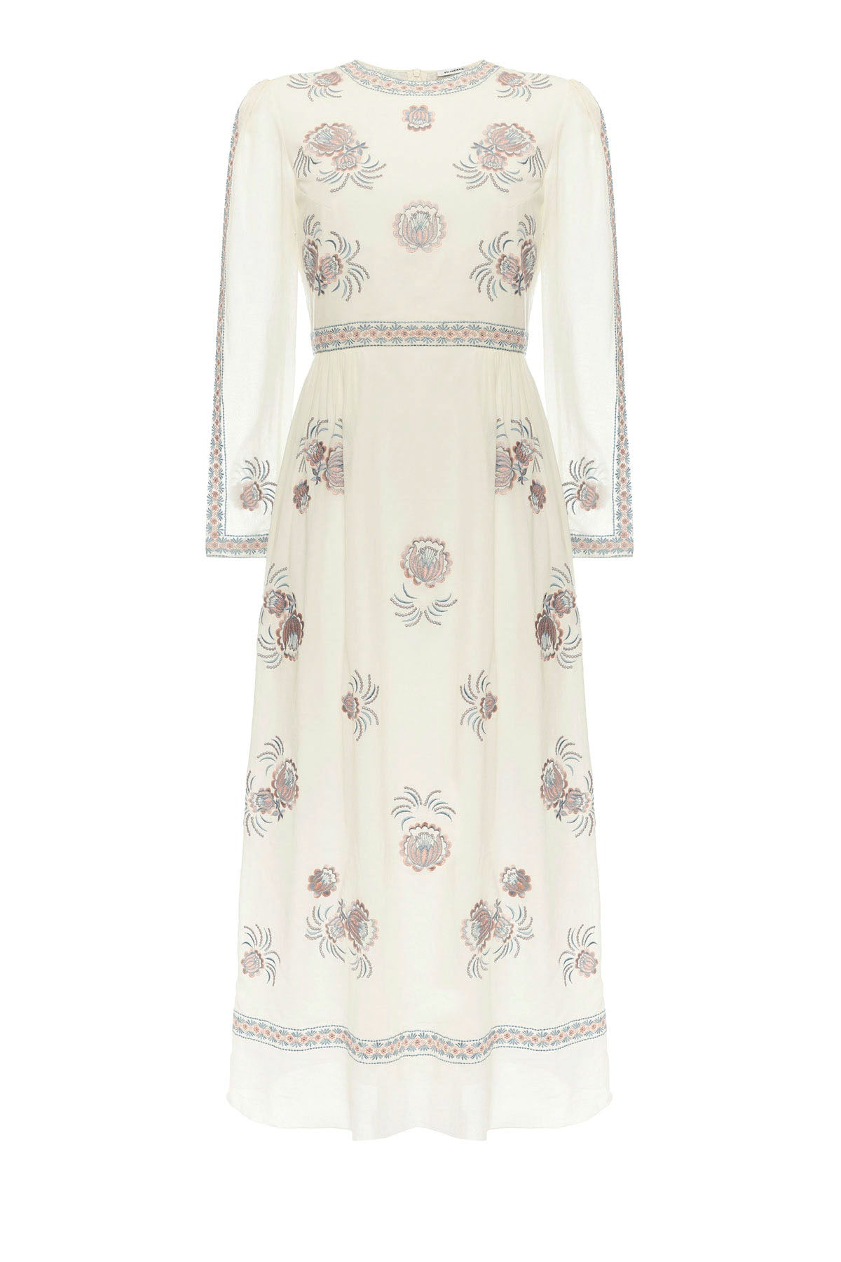 Melissa Dress Ivory