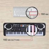 61 Keys Electronic Music Electric Organ Keyboard