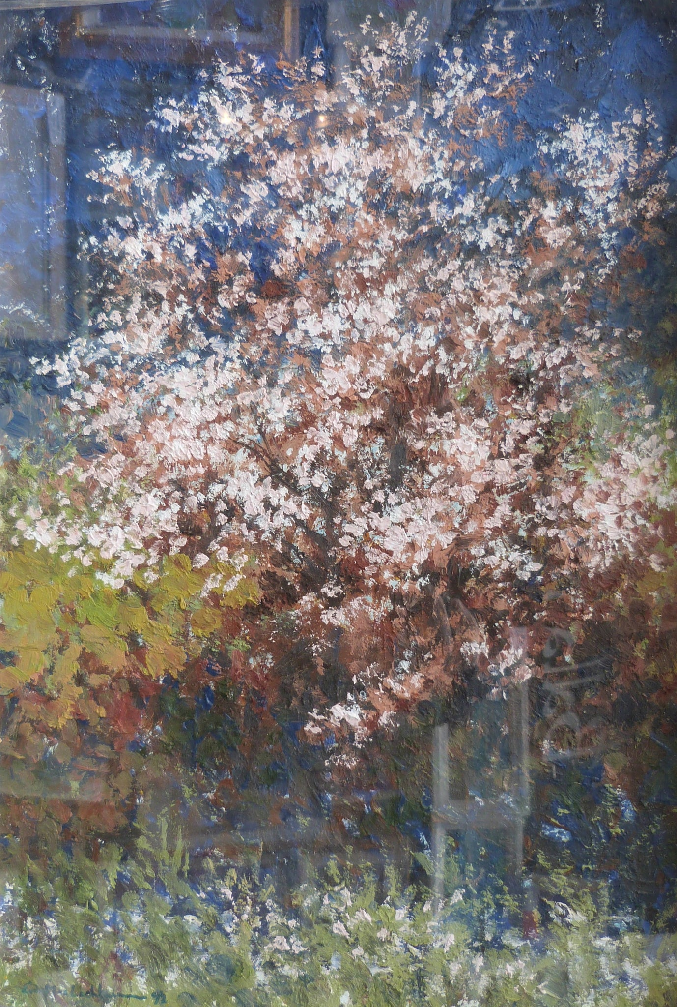 "Miscellaneous - Other Artists - Eoin Mac Lochlainn ""Trees in bloom"""
