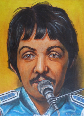 "William Mulhall ""Paul McCartney - Sergeant Pepper's Lonely Hearts Club Band"""