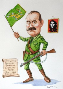 "Ray Sherlock ""James Connolly, Easter Rising 1916"""