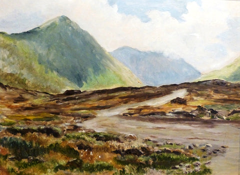"Annie Moore ""Mountain Pass, County Kerry"""