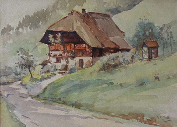 "Albert Charles Dodds ""Swiss House"""