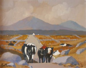 "Alex Mckenna ""On the way home, Connemara"""