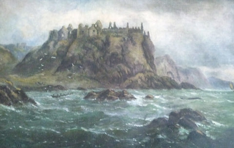 "Alexander Williams ""Dunluce Castle, Northern Ireland"""