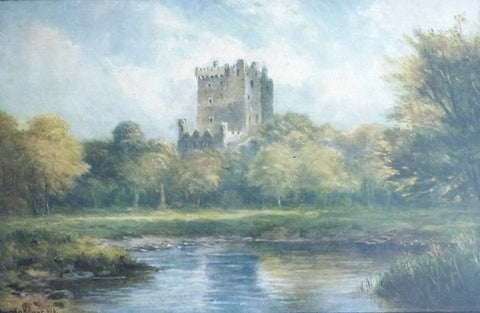 "Alexander Williams ""Ross Castle, Killarney, Co. Kerry"""