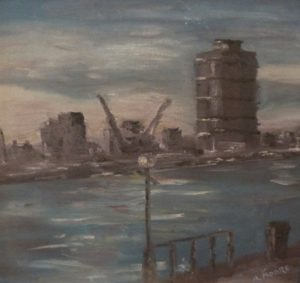 "Annie Moore ""The Docklands"""