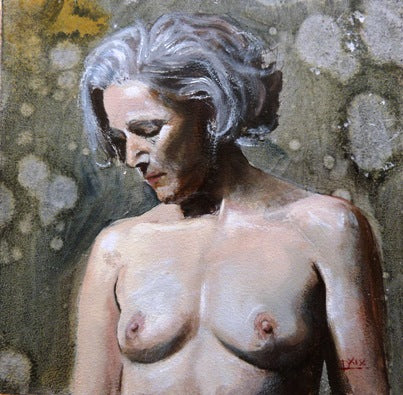 "Daire Lynch ""Nude Study"""