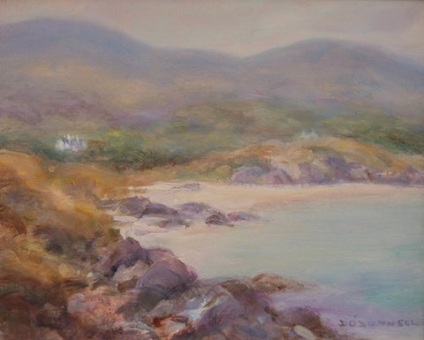 "Deirdre O'Donnell ""Irish Coastal Scene"""