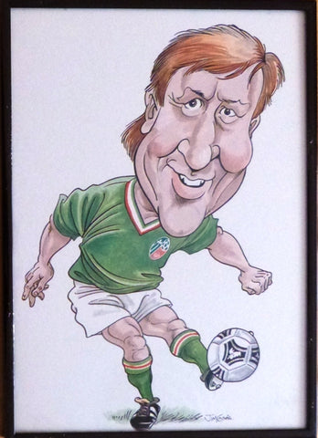 "Jim Cogan ""Ronnie Whelan"""