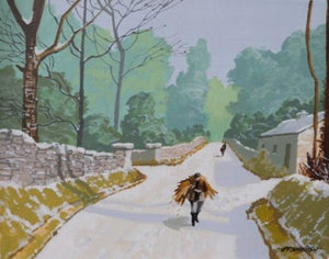 "John Francis Skelton ""The Big Thaw, Golden Mile, Mullagh, Co. Cavan"""