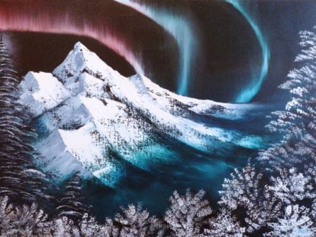 "Kelly Hood ""The Northern Lights"""
