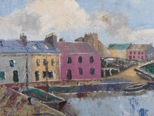 "Leslie Allen ""The Harbour"""