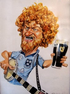 "Ray Sherlock ""Luke Kelly"""
