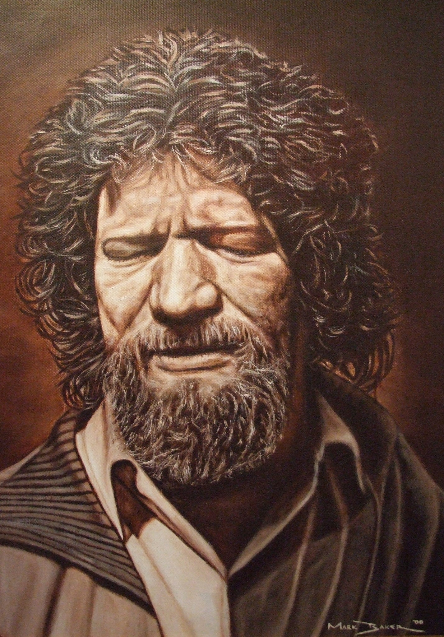 "Mark ""Luke Kelly"""