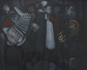 "George Dunne ""Musicians"""