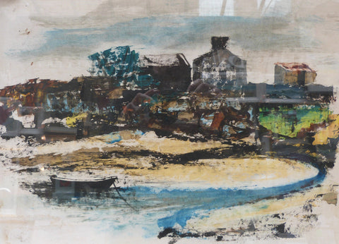 "Seamus O'Colmain ""Old Harbour"""
