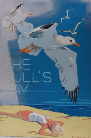 "F Stocks May ""The Gull's Way"""