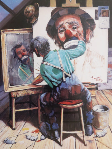 "Barry Leighton Jones ""Tribute to Norman Rockwell"""