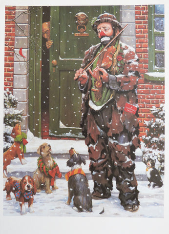 "Barry Leighton Jones ""Christmas Carol"""