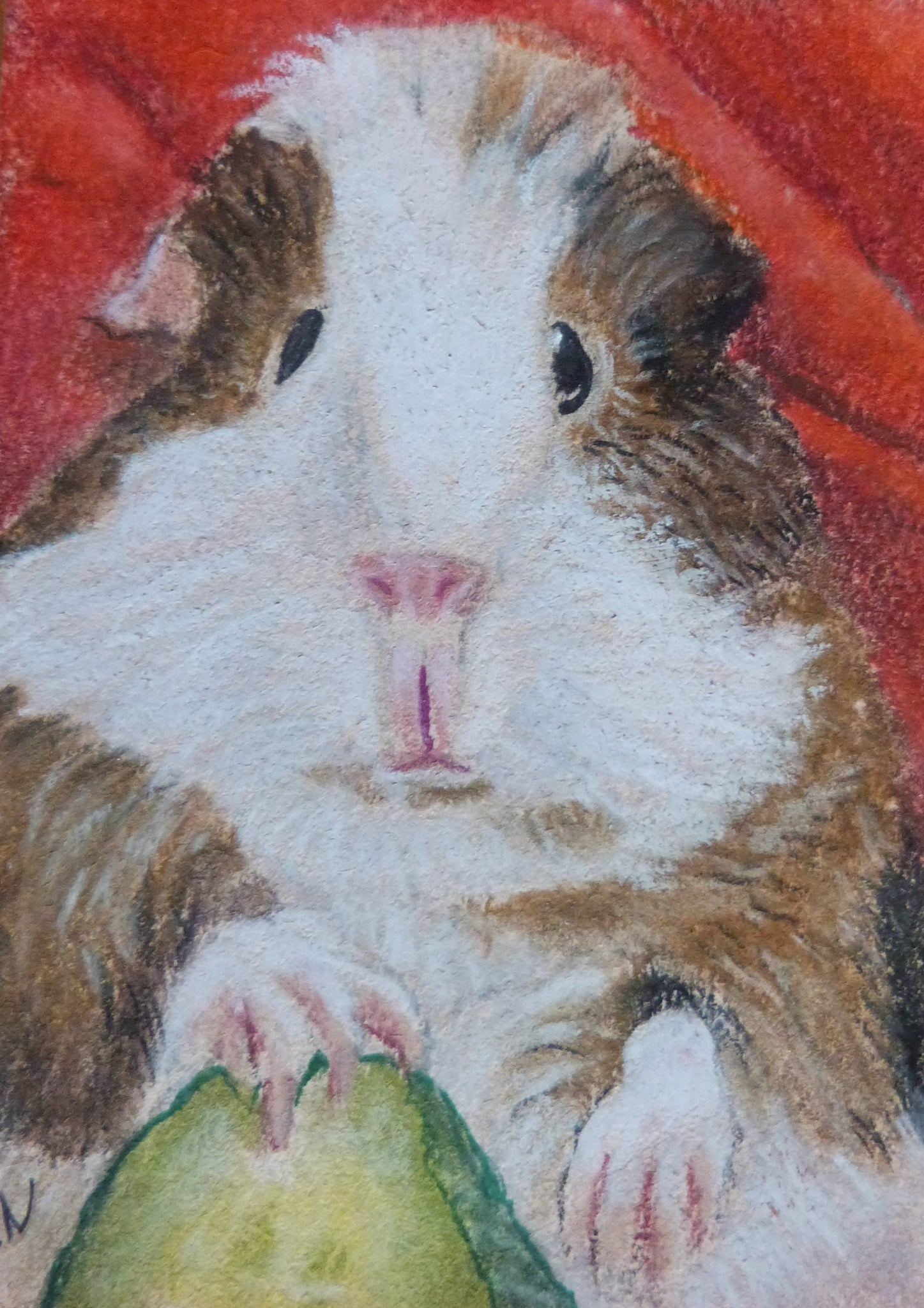 "Minature - Artist Unknown ""Hamster"""