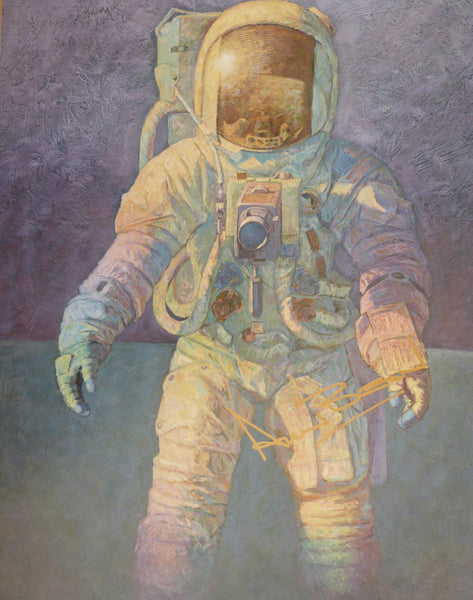 "Alan Bean ""That's how it felt to walk on the Moon"""