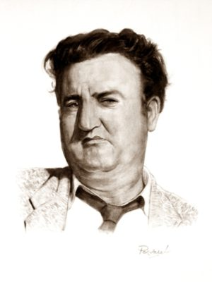 "Pervaneh ""Brendan Behan"""