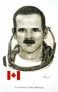 "Pervaneh ""Chris Hadfield"""