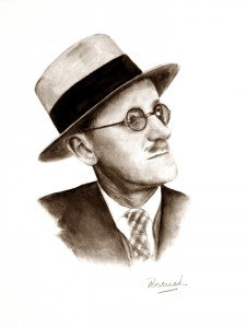 "Pervaneh ""James Joyce"""