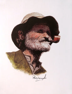 "Pervaneh ""Old Irish Character 5"""
